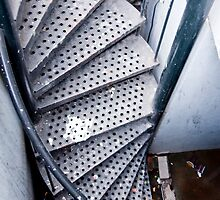 Twisted Staircase by phil decocco