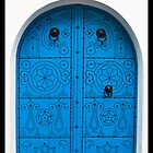 Tunisian Doorway by Tim Topping