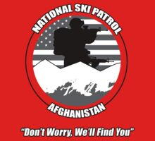 National Ski Patrol - Afghanistan by JerBear