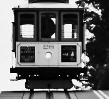 Cable Car of San Francisco by fototaker
