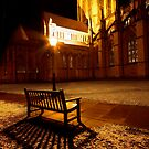 First signs of winter at York minster by Shaun Whiteman