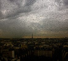 Paris, a summer day, 17h28 by Clo Sed