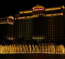 Caesars Palace by artisandelimage