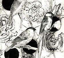 song birds 3 by Randi Antonsen