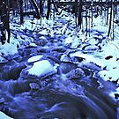 Winter river by Tarolino