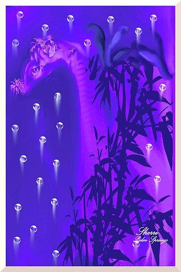GILLY THE GIRAFFE......fantasy!!! by Sherri     Nicholas