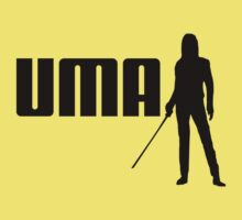 P-UMA (A Kill Bill take on Puma) by rorylando45