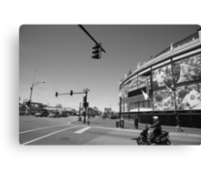 Wrigley Field - Chicago Cubs Canvas Print
