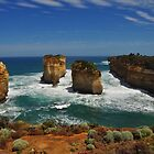 Australian Scenery by Geoff Beck