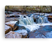 Wain Wath Force - Yorks Dales Canvas Print