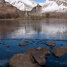 Kilchurn Castle, Loch Awe, Scotland, United Kingdom by Brian Sharland