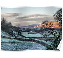 A Touch Of Frost In Swaledale Poster