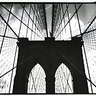 Brooklyn Bridge by Rebecca Eldridge