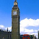 Big Ben II by David Davies