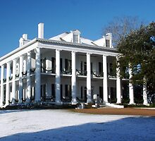 Dunleith Plantation- Snowstorm December 2009 by MKBrock