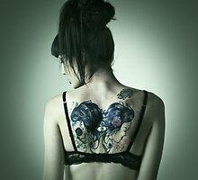 tattoo heart by opiumfire