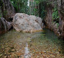El Questro Gorge by Natika