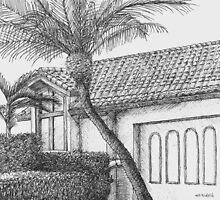Phoenix Palm by W. H. Dietrich