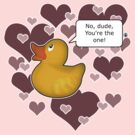 ♥ Rubber Ducky ♥ -girly G rated by Octochimp Designs