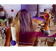 Summer exuberance Photographic Print