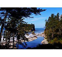 ruby beach, washington, usa landscape Photographic Print