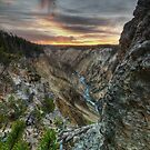 Morning Canyon View by Matt Halls