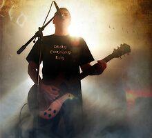 Rock 'N' Roll Dreamer by SheaPendragon