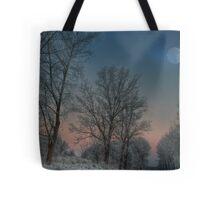Christmas way Tote Bag