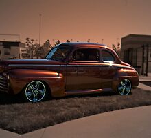 1946 Ford Coupe by TeeMack