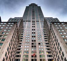 Alternative viewpoint - Chrysler Building, Manhattan by Jonathon Speed