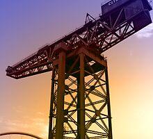 Finnieston Crane by simpsonvisuals