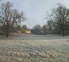- Church Meadow, Chelsworth by Christopher Cullen
