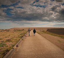 Exploring Dungeness - Colour by AjayP