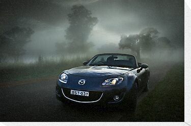 Mazda MX-5 by Manfred Belau