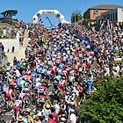 Challambra Ave - Geelong Men's Road Race 2010 by RIDEMedia