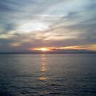 seattle sunset by elh52