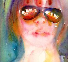 A Portrait A Day 33 - Magdalena by Yevgenia Watts