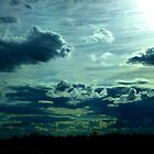 Western Cloudscape by Keith Richardson