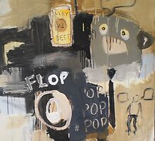 Pop flop by James Kearns