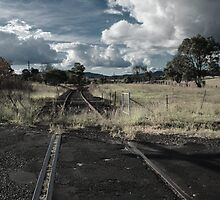 Look Out For Trains by rossco