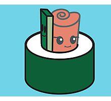 Sushi Snuggle Photographic Print