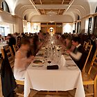 Founder's Feast Formal Dinner, Oxford by Skye Hohmann