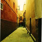Backstreets of Marrakech by Sanjay Chauhan