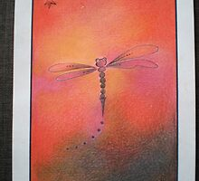 Dragonfly by FoxyArtz
