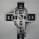 Cross Snake by FoxyArtz