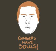 Gingers Have Souls by bigredbubbles6