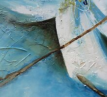 Not so Blu in detail by Jeni Maxwell