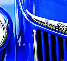 Blue by Rachel Counts