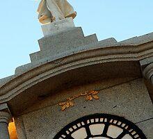 Semaphore Clock Tower  by Scott Schrapel