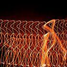 Suburb Christmas Light Series - Strut by David J. Hudson